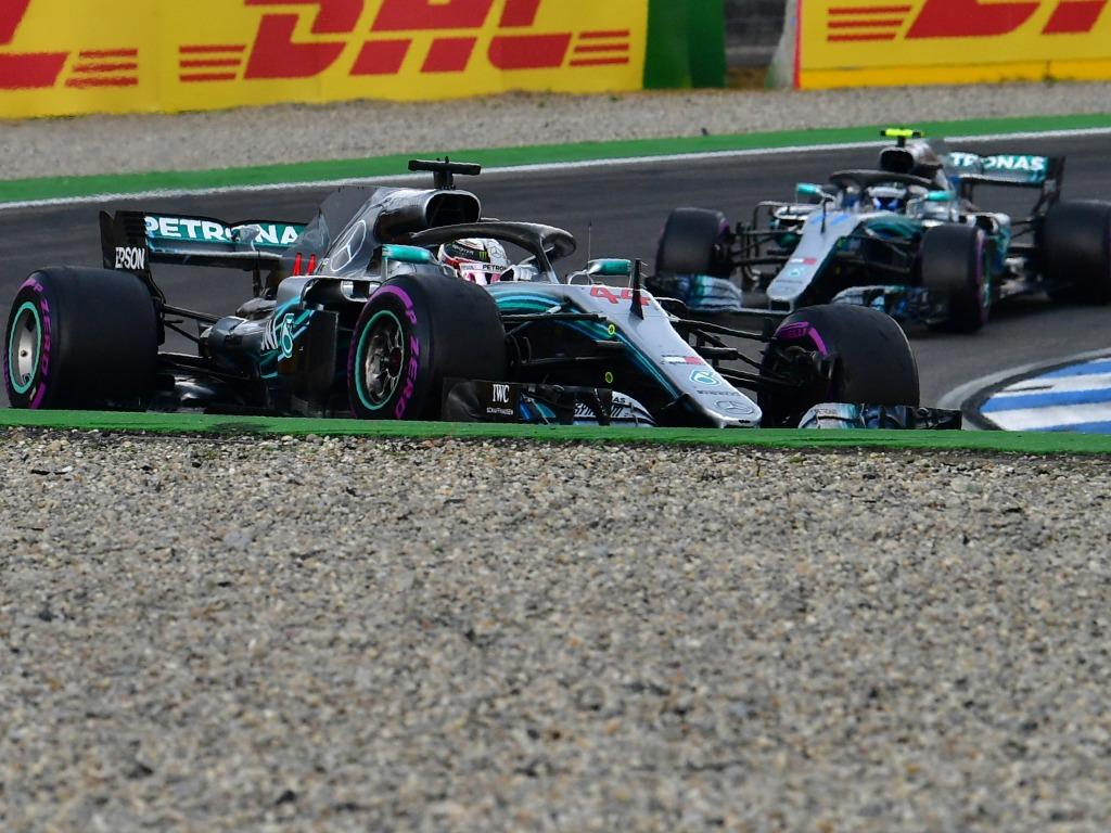 German Grand Prix driver ratings