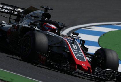 Romain Grosjean: Haas deserved a good drive from me