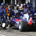 Pierre Gasly surprised by full wet call