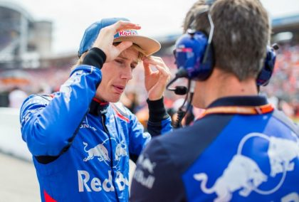 Brendon Hartley finished P10 at Hockenheim after good communication with the Toro Rosso team