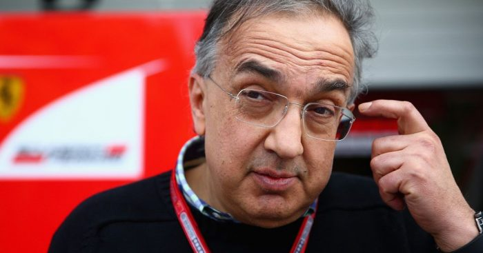 Sergio Marchionne: Formula 1 pays tribute