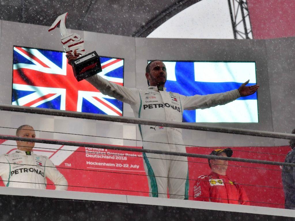 Lewis Hamilton: 'Portrays himself as Jesus'