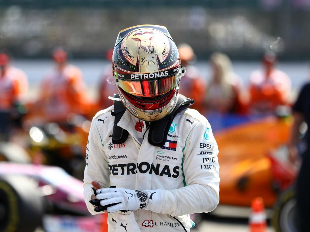 Lewis Hamilton felt he deserved more credit in Germany