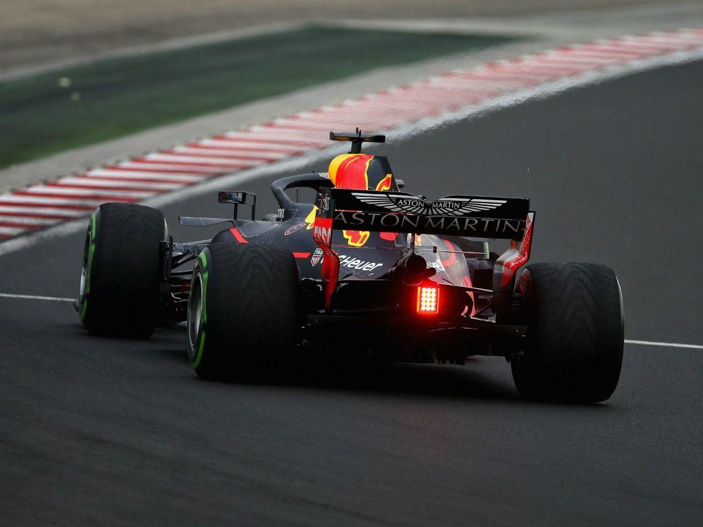 Daniel Ricciardo: Out in Q2 in Hungary