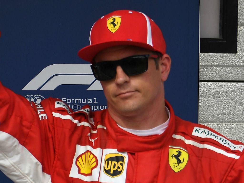Kimi Raikkonen: missed out on pole in Hungary