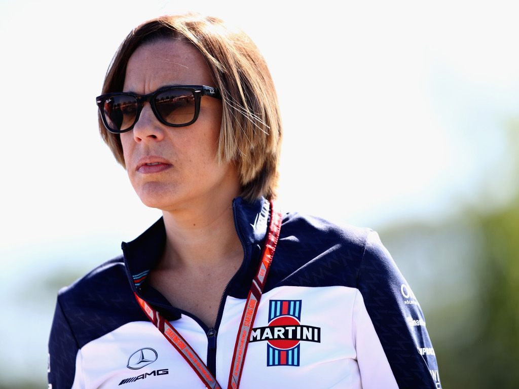 Claire Williams: I think about walking away