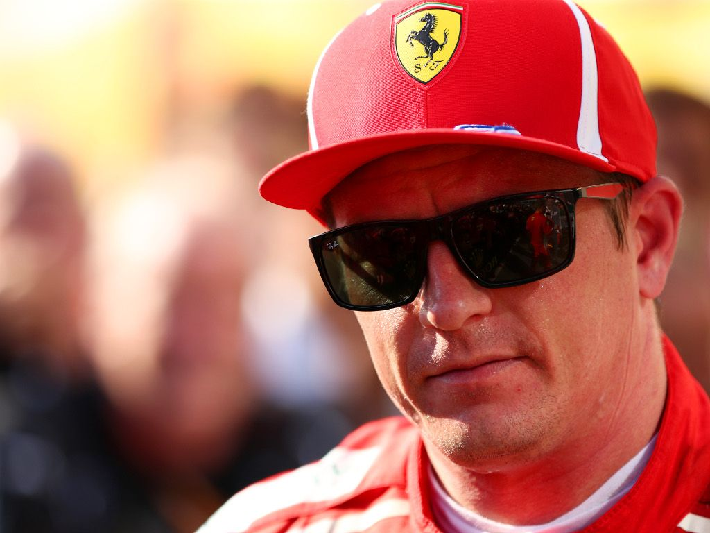 Kimi Raikkonen: Doesn't really feel like a happy finish