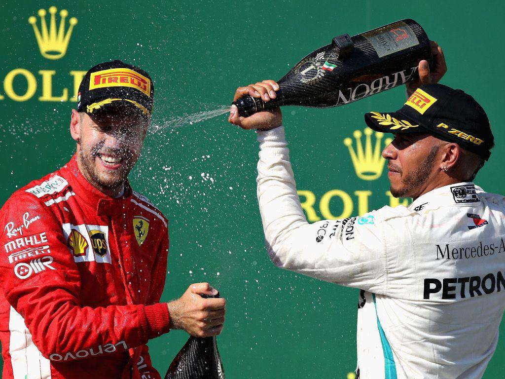 Lewis Hamilton 'would have struggled' to hold off Sebastian Vettel