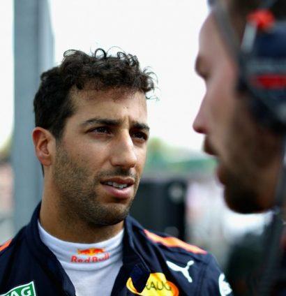 Daniel Ricciardo has had enough of bad luck