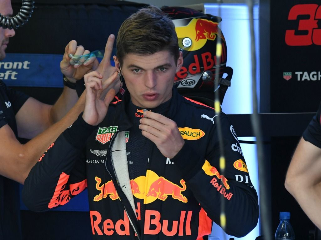 Max Verstappen apologises for sweary rant