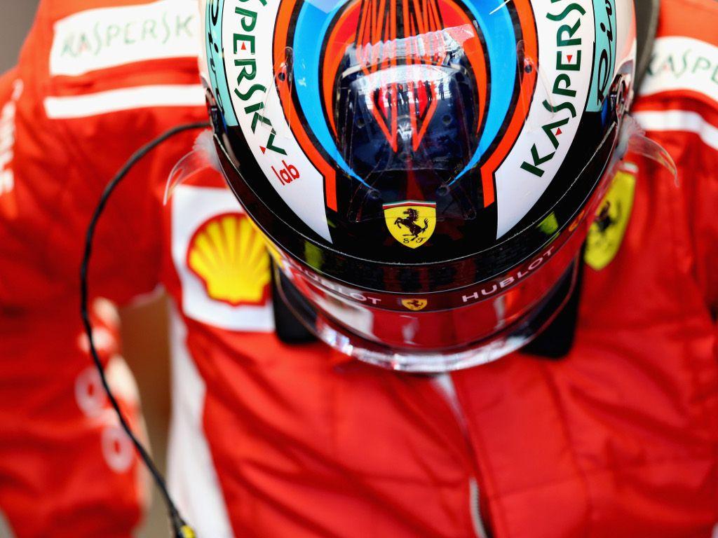 Ferrari stay on top in Hungian test