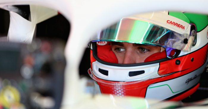 """Sauber have done a """"fantastic job"""" developing their C37, that's according to Antonio Giovinazzi who tested with the team at the Hungaroring on Wednesday."""