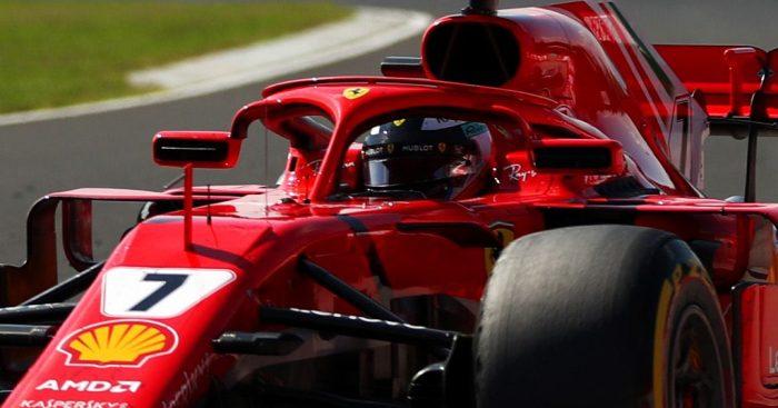 Kimi Raikkonen: Test day no different to GP Friday