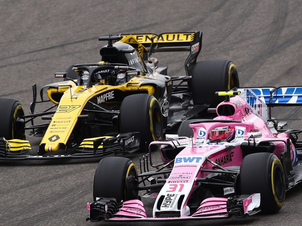 Renault wary of Force India becoming Merc B-team