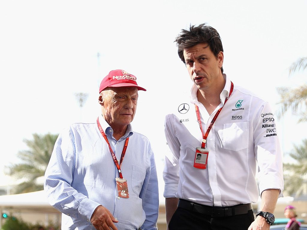 Toto Wolff: Niki Lauda's recovery is not a race