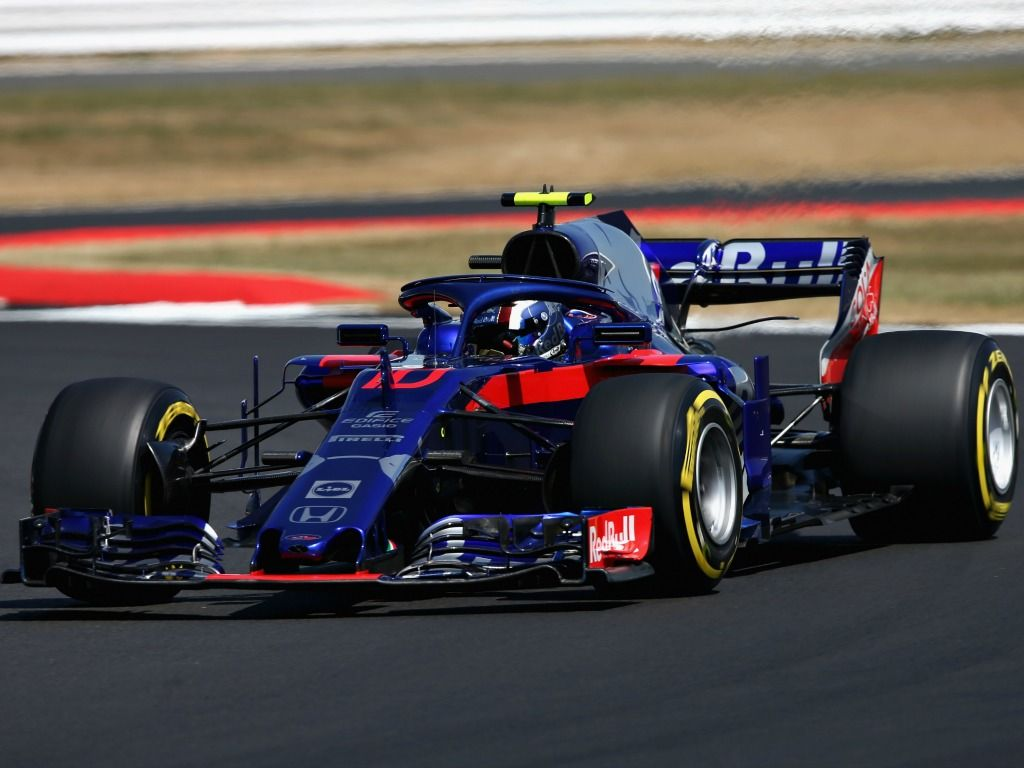 Pierre Gasly on top of tyre management