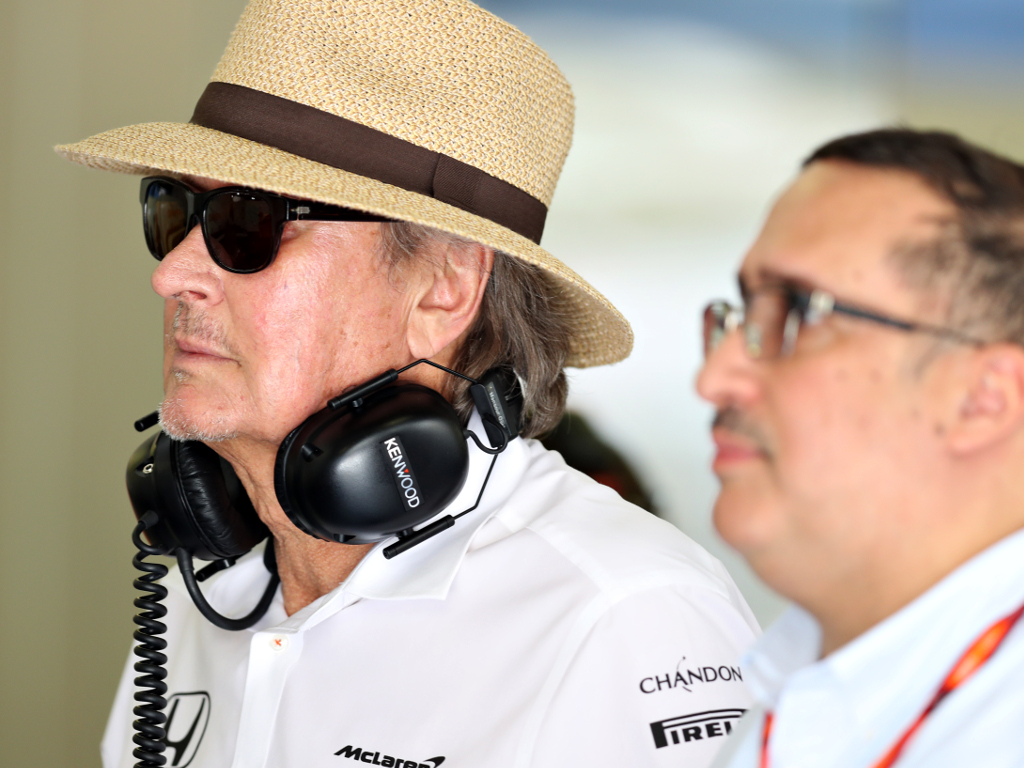 McLaren unhappy with 'misleading' report on Mansour Ojjeh