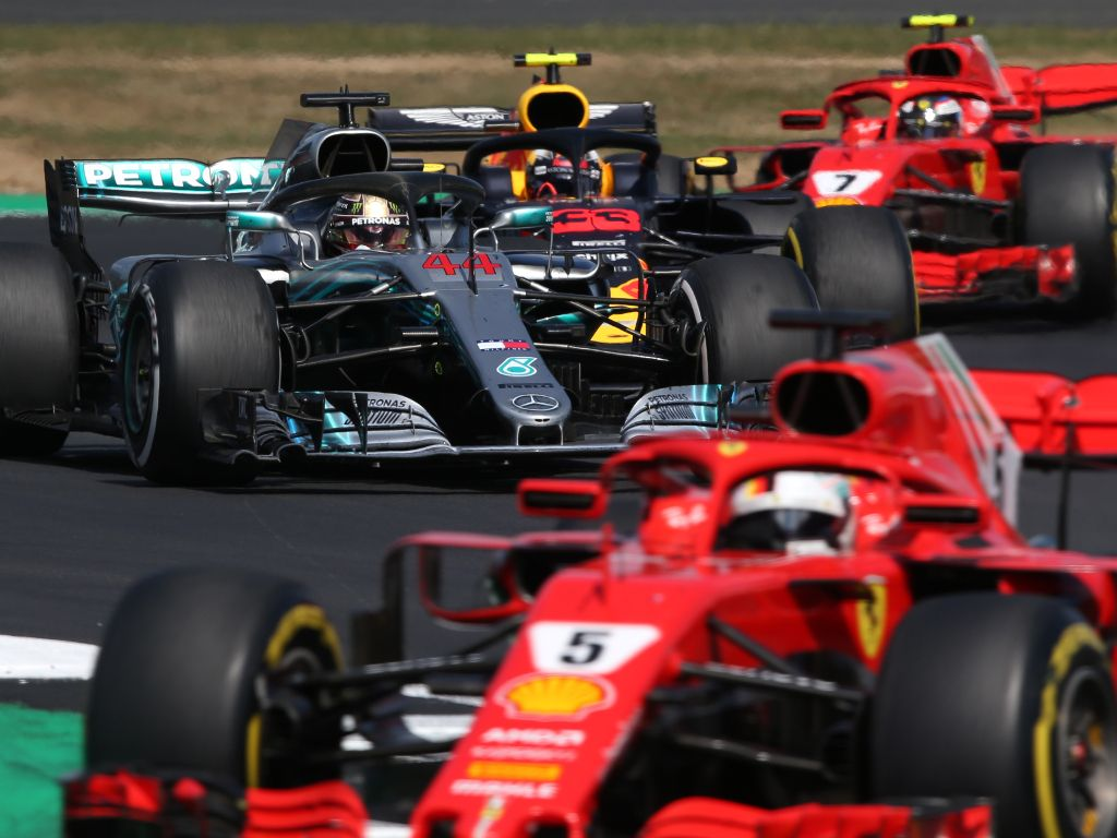'F1 on the right path to improving the show'