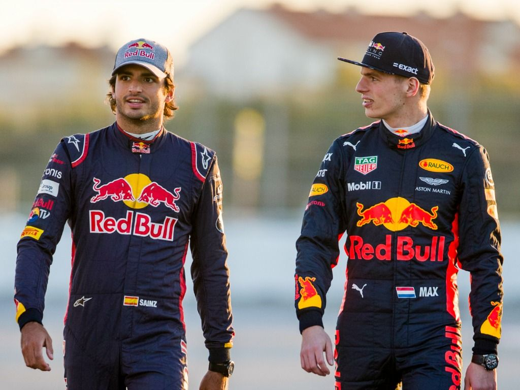 Max Verstappen: Carlos Sainz veto claims