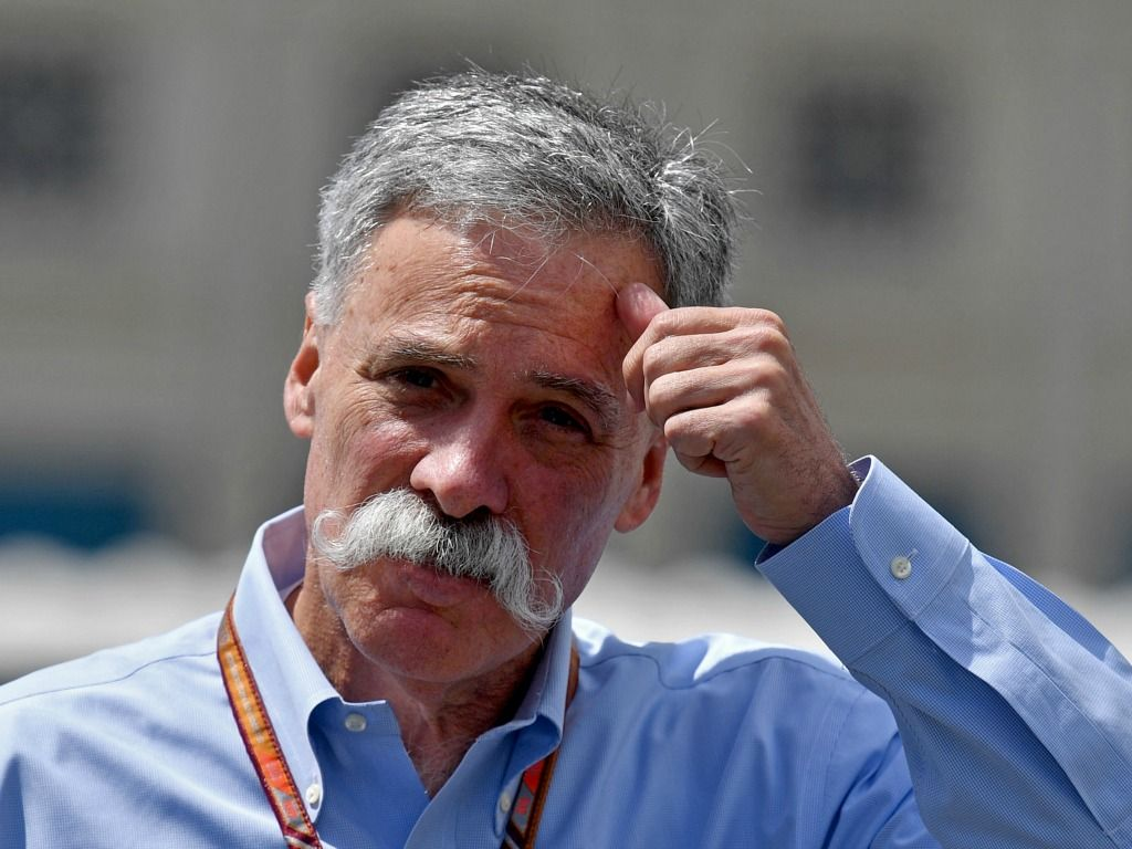 Chase Carey: 2021 plans being finalised