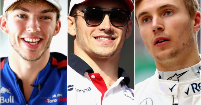 Driver reviews: Toro Rosso, Sauber, Williams