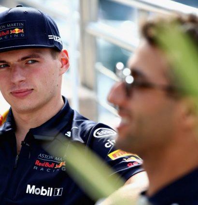 Max Verstappen: A factor in Daniel Ricciardo decision?