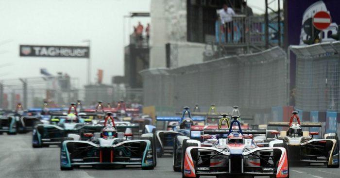 Formula E: Formula 1 heading in same direction?