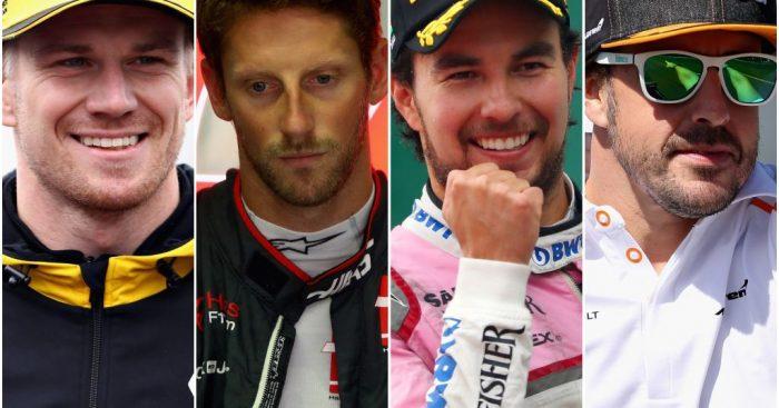 Driver reviews: Renault, Haas, Force India, McLaren