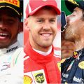 Driver reviews: Mercedes, Ferrari, Red Bull