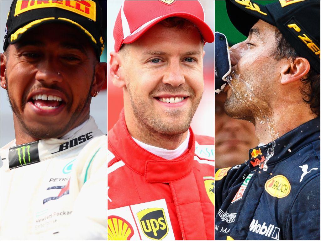 Driver reviews: Mercedes, Ferrari, Red Bull