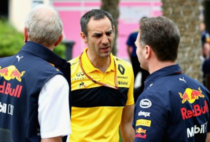Renault: Engine good enough for title challenge