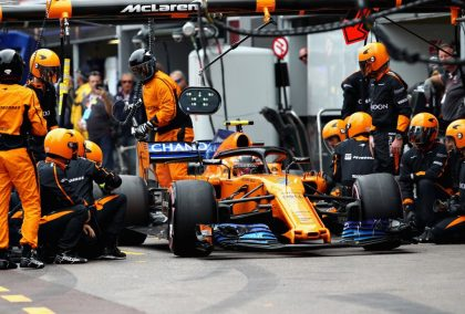 McLaren not 'disappointed' with Stoffel Vandoorne but...