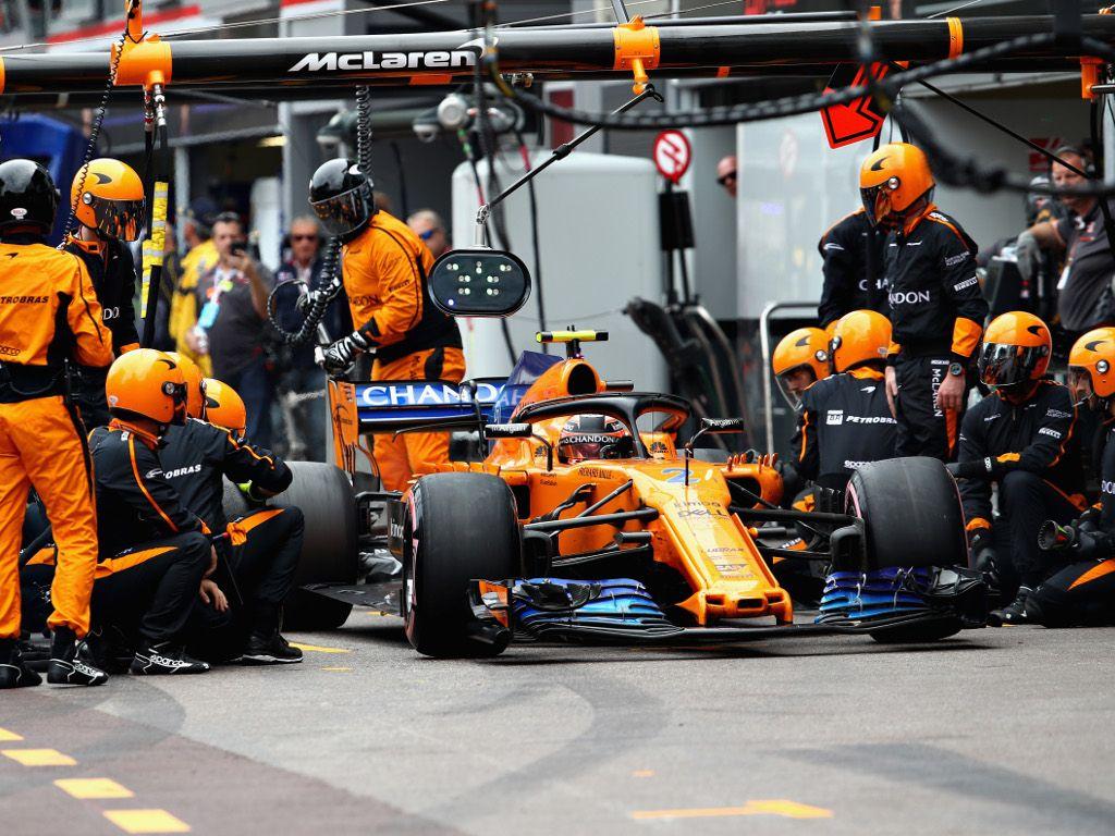 McLaren not 'disappointed' with Stoffel Vandoorne but...