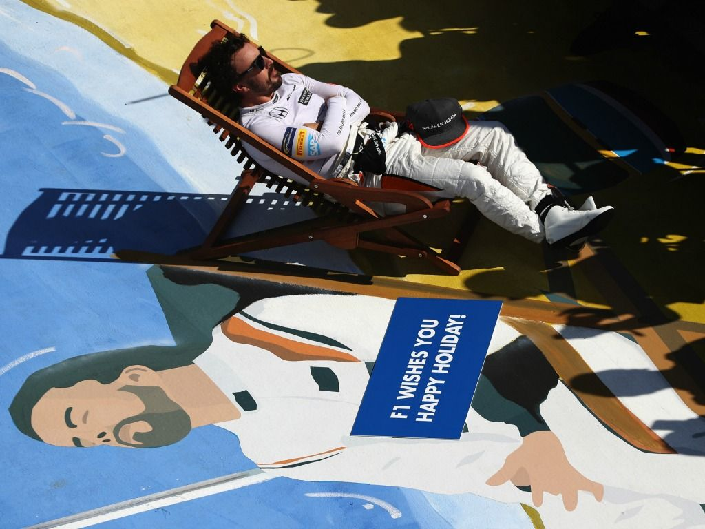 Formula 1 pays tribute to Fernando Alonso