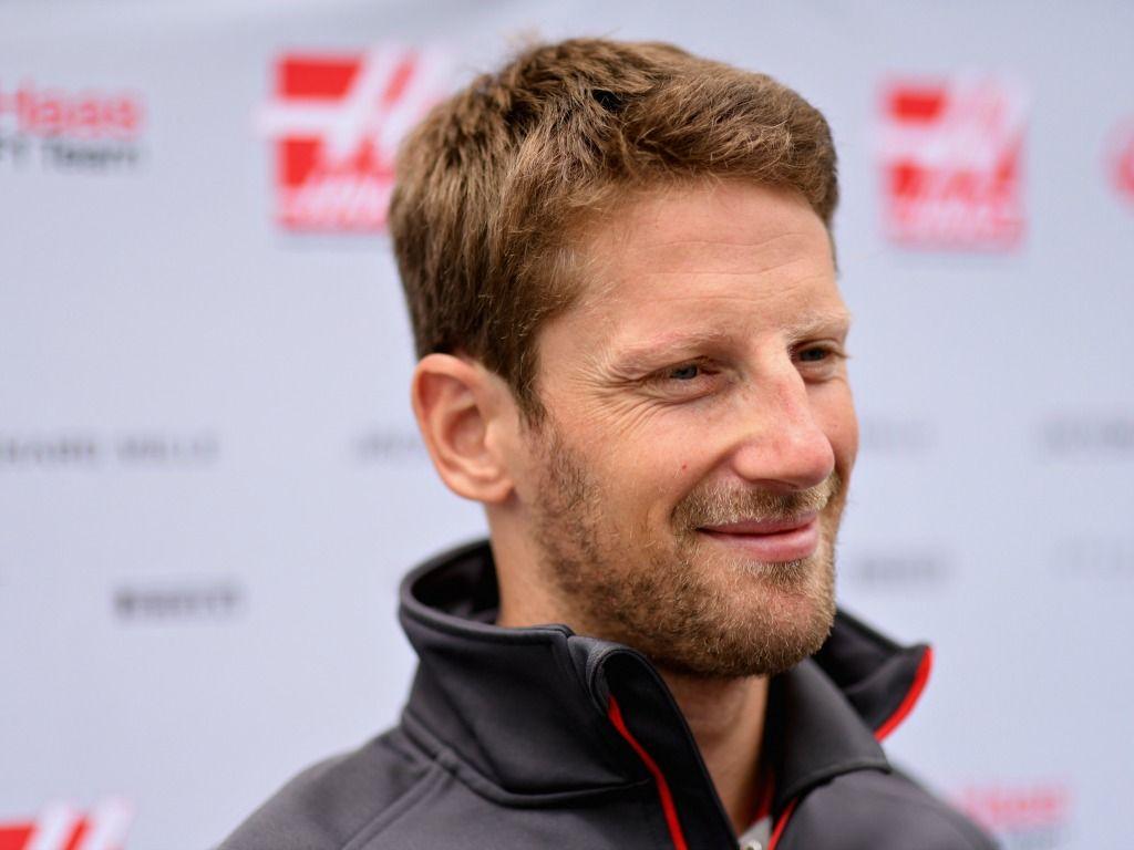 Romain Grosjean 'back on a good path'