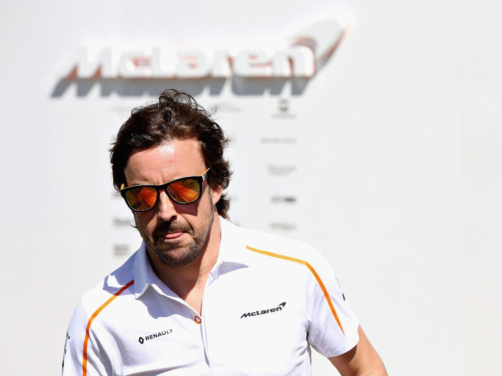 Fernando Alonso set for IndyCar road course test - report