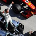 Lewis Hamilton: Merc have to over-deliver to beat Ferrari