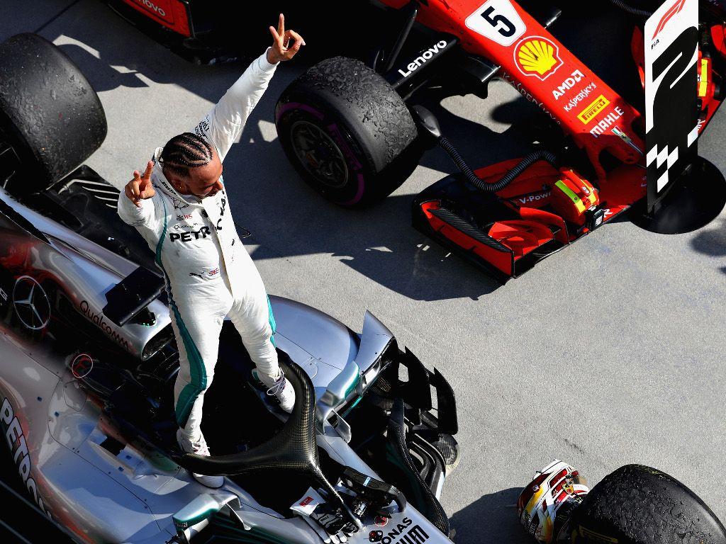 Lewis Hamilton: Merc have to over-deliver to beat Ferrari