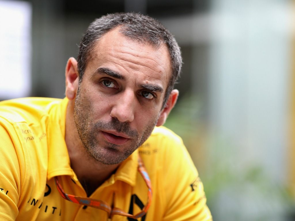 Cyril Abiteboul: Engine rules need to change