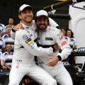 Jenson Button Fernando Alonso