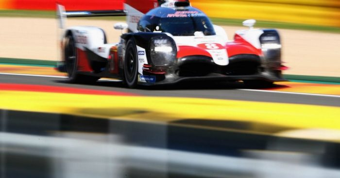 Fernando Alonso and Toyota make it three wins from three in WEC this season