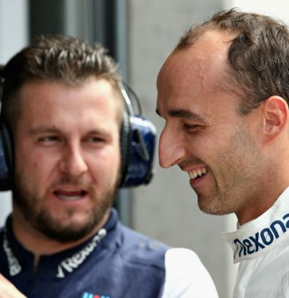 Robert Kubica: Still enjoying F1 experience