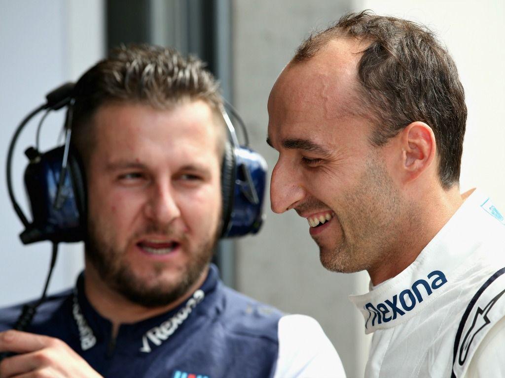 Robert Kubica: Still enjoying F1 experience