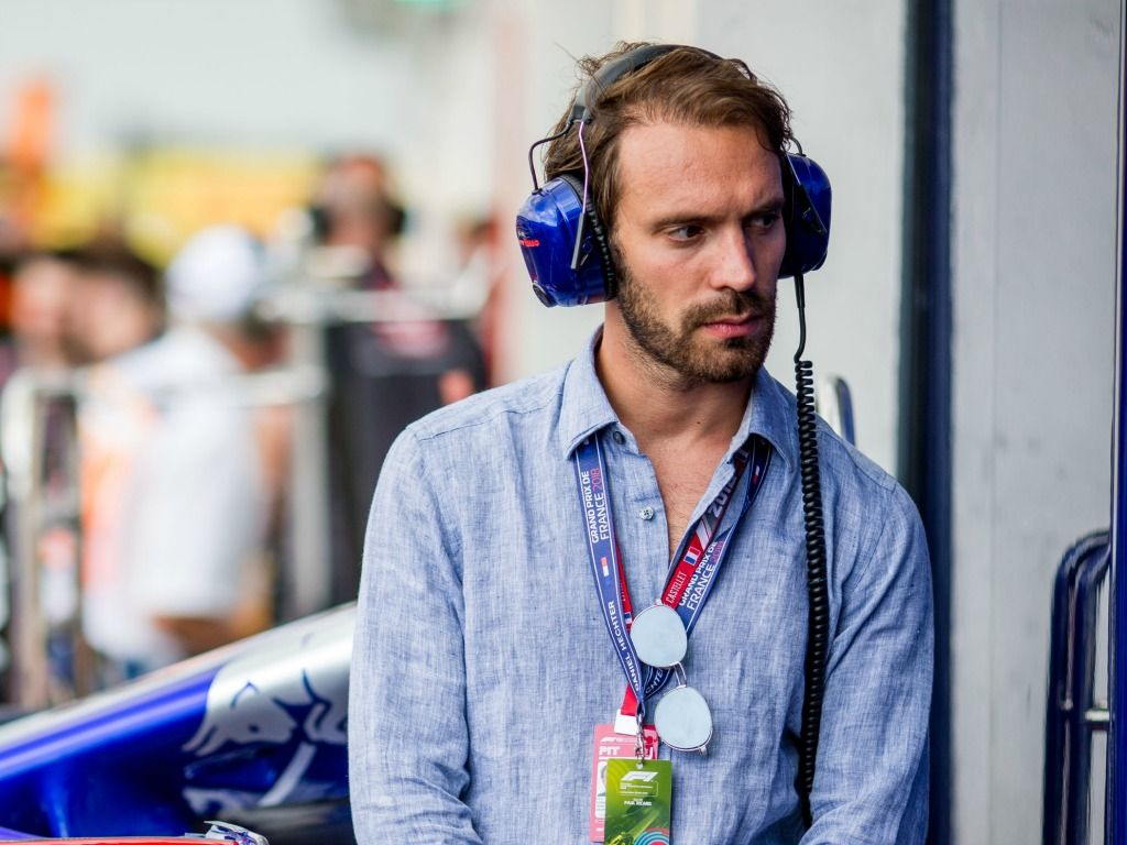 Jean-Eric Vergne: No contact with Red Bull