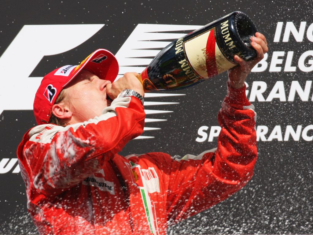 Can Kimi Raikkonen turn back the clock at Spa?
