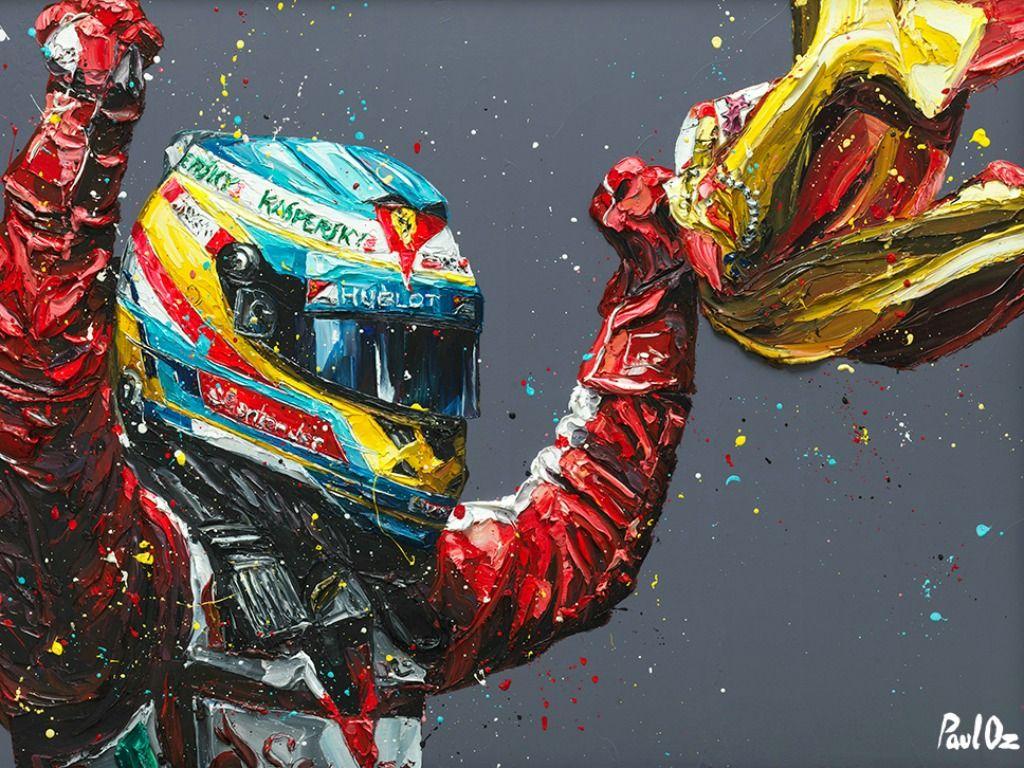 Fernando Alonso's last F1 win?