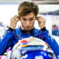 Pierre Gasly caught in his underwear during Red Bull call