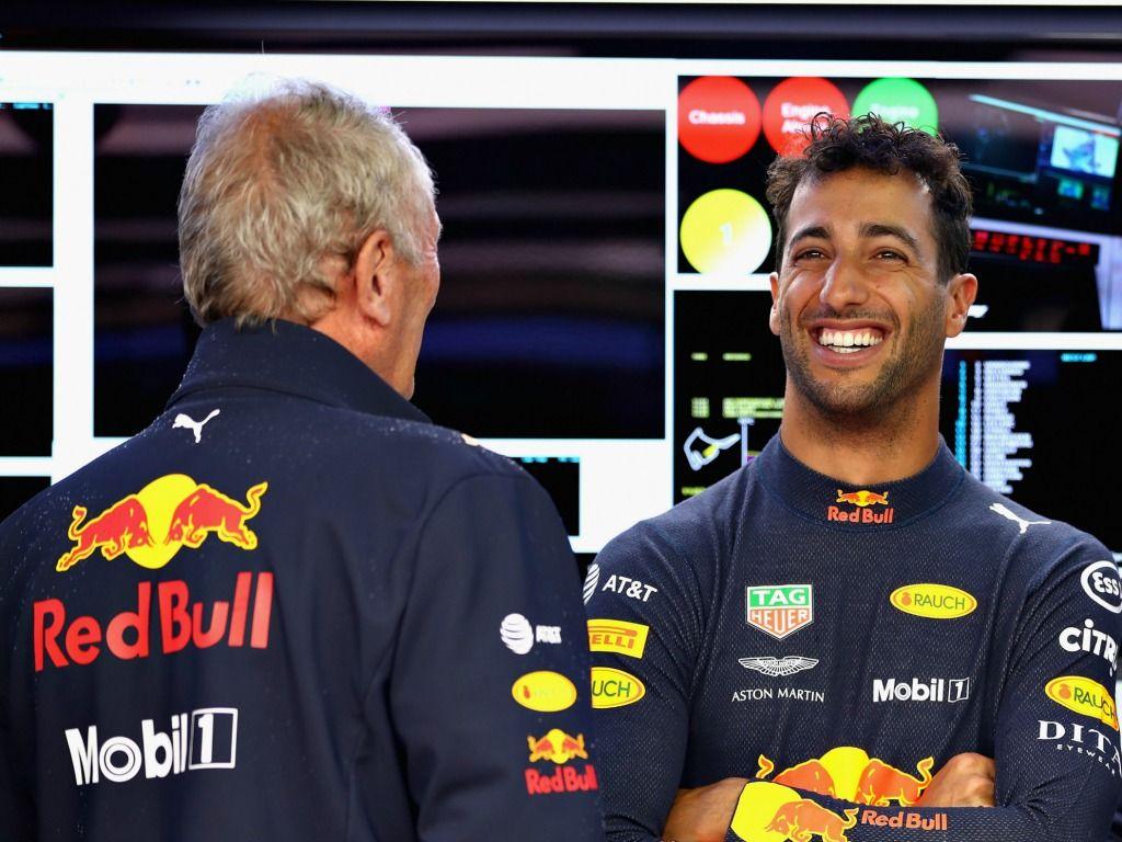 Marko: Daniel Ricciardo told us he was going to sign