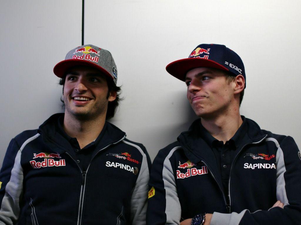 Carlos Sainz denies Max Verstappen blocked Red Bull seat