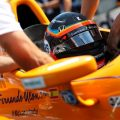 Fernando Alonso: McLaren won't comment on rumours
